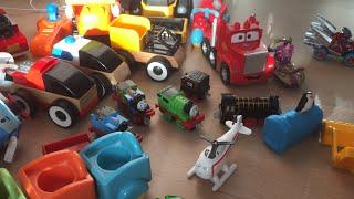 Обзор детских машинок. Строительные машины, спасательные, гоночные