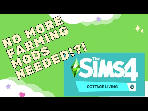 The Sims 4 Cottage Living Expansion Pack |