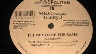 MKG feat Trinity 3 - I