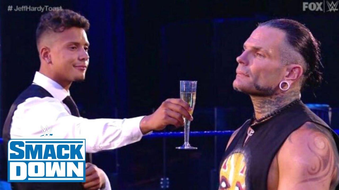Jeff Hardy Face à ses Démons! Résultats WWE Smackdown 03 Juillet 2020