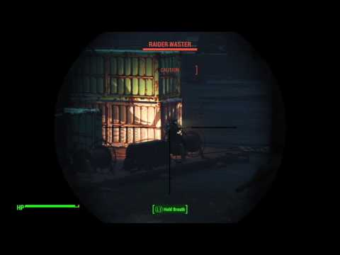 PS4 Fallout 4 Mod Siren Playthrough Part 22