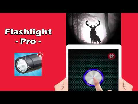 Super-Bright LED Flashlight Pro 2018