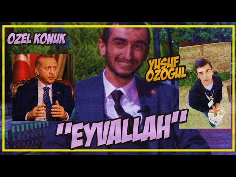 [ ÖZEL KONUK ].. Türkiye'nin Konuştuğu YUSUF ÖZOĞUL.. [ Eyvallah ]