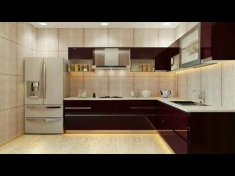 Modular Kitchen Interior Design Ideas Modern Kitchen Color Combinations Kitchen Cabinets Design Youtube