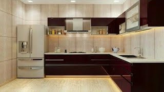 Modular Kitchen Interior Design Ideas | Modern Kitchen Color Combinations | Kitchen Cabinets Design