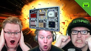 BOMBENENTSCHÄRFUNG 🎮 Keep Talking and Nobody Explodes #1