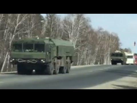 "Breaking News: ""Russia Puts Troops On High Alert"""