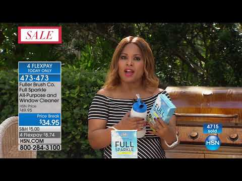 HSN | Home Solutions featuring Hoover 09.04.2017 - 04 PM