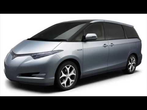 Toyota Estima 2014 Youtube