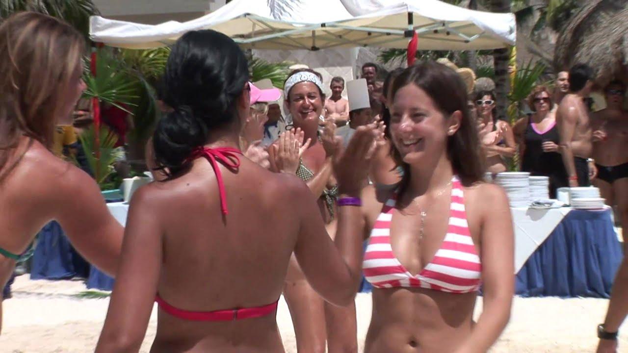 Gm video mexico beach orgy shall