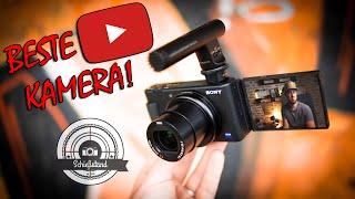 Die (fast) perfekte YouTube Kamera!? SONY ZV-1 Review!