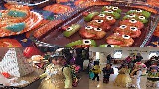 Halloween Party Ideas For Preschool / Kids Parade Games Activities |halloween Theme Snacks