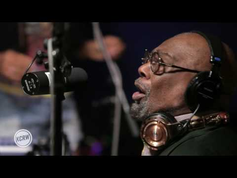 "Funkadelic (feat. George Clinton) performing ""Flash Light (feat. Thundercat)"" Live on KCRW"