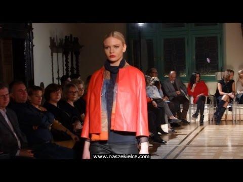 Pokaz mody Deni Cler Milano kolekcji jesień-zima 2015/2016 cz.1 - Akademia Off Fashion 2015