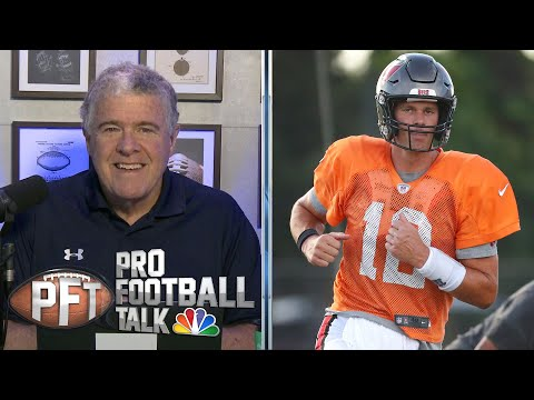Bruce Arians allowing Tom Brady to expand role as coach | Pro Football Talk | NBC Sports