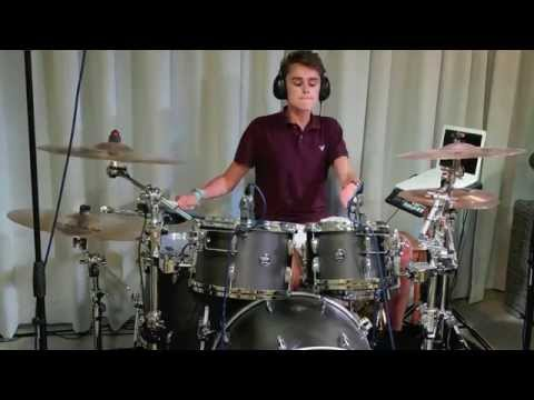 Pink - Today's The Day (Drum Cover) 'Ellen' Theme Song