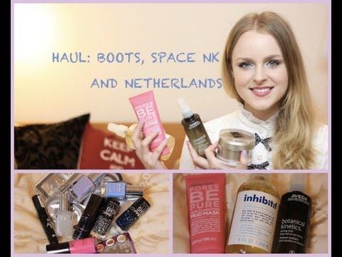 Haul Boots Space NK Netherlands