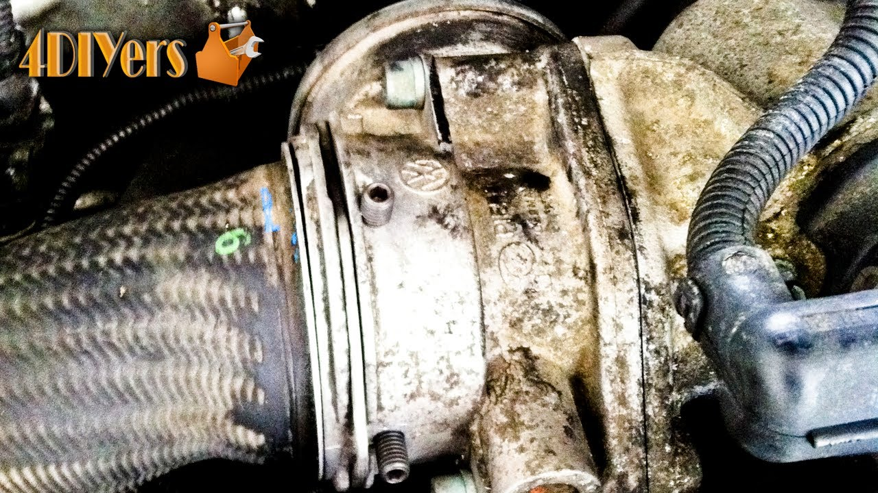 DIY: Volkswagen MKIV TDI PD BEW Anti Shudder Valve Removal  YouTube
