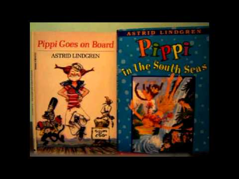 100 Books You Must Read - #28+29 - Pippi Longstocking+Charlie And The Chocolate Factory