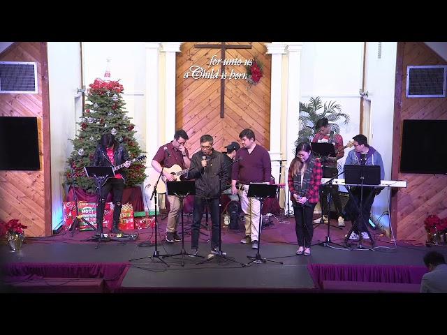 2019.12.21 - Christmas Praise Night