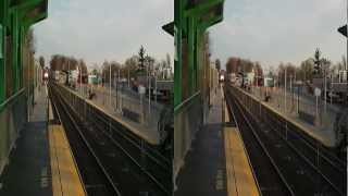 3D Train:  MBTA Commuter Train (1034), Fitchburg-Bound (Leominster, MA)