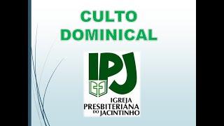 Devocional IPJ - Domingo - 19jul2020