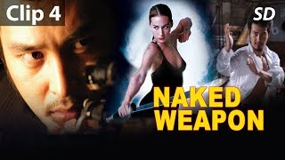 Maggie Q Fight Scene - Naked Weapon | English Movies 2019 Full Movie | Action Movies 2019