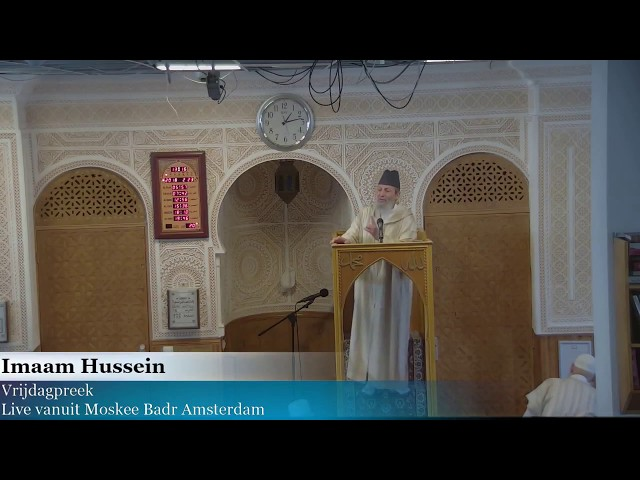 Imaam Hussein - Het accepteren van advies