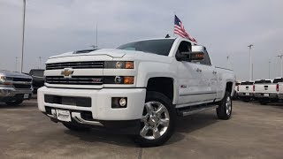 2018 Chevrolet Silverado 2500HD LTZ Z71 ($70,000) - Review