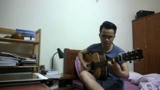 Điều dại dột trong tình yêu - Tuấn Hưng - Guitar cover