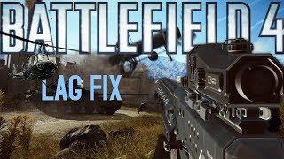 Battlefield 4 Lag Fix 2017 for Low End PCs