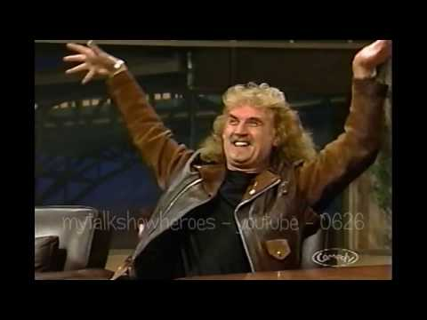 Thumbnail: BILLY CONNOLLY - BEST JOKES EVER
