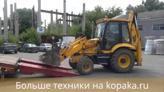 Перевозка спецтехники на трале. Перевозка негабарита(, 2012-12-12T15:41:42.000Z)