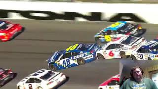 """Top 50 NASCAR Crashes Of The 2017 Season"" Reaction!!"