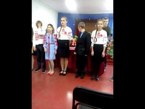 9 травня  семикласники розповідають вірші ( до кінця )