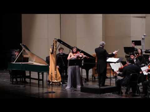 Ines Picado - Schnittke viola concerto