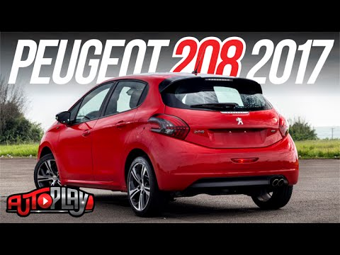 autoplay novo peugeot 208 2017 youtube. Black Bedroom Furniture Sets. Home Design Ideas