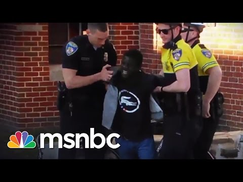 Freddie Gray's Death Determined A Homicide | msnbc