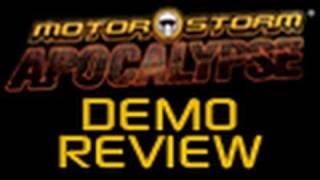 Motorstorm Apocalypse Demo : First Impressions with Gameplay