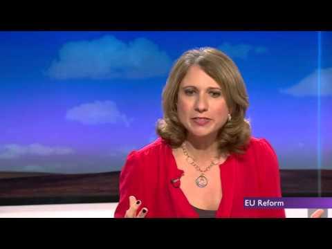 BBC Daily Politics: Dan Hannan MEP discusses the EU renegotiation
