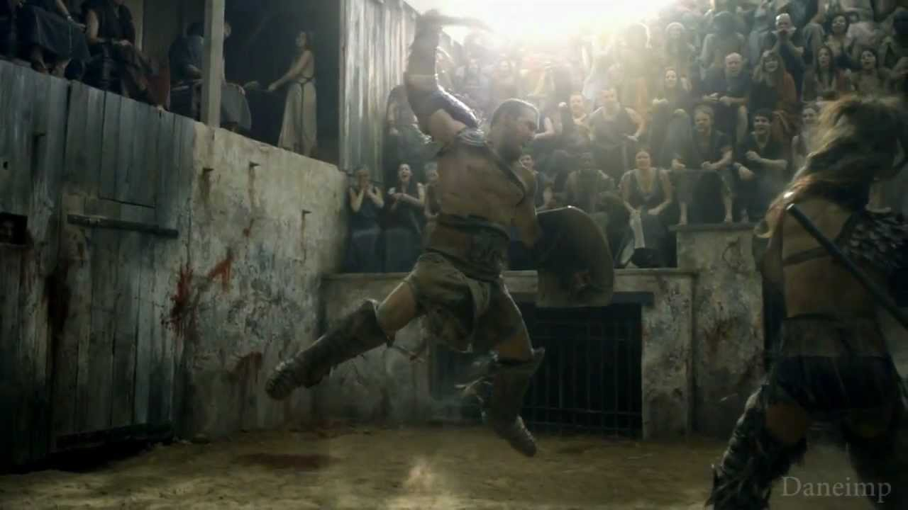 Download Spartacus - Gods of the Arena - Trailer