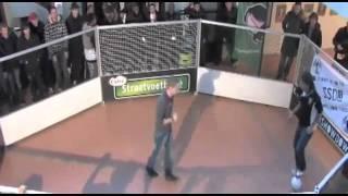 أفضل مهارات كرة الشوارع.