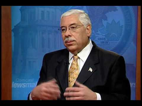 Cook County Democratic Party Chairman Joe Berrios Interview on Comcast Newsmakers