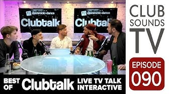 ★ Clubtalk LIVE! & Interaktiv: News, Trends, Klatsch & Tratsch ★ EDM Parodie: How To Be A DJ ★
