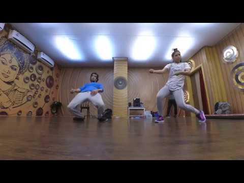 Shatanu and Alisha - Ishq Tera Tadpave Rehearsals