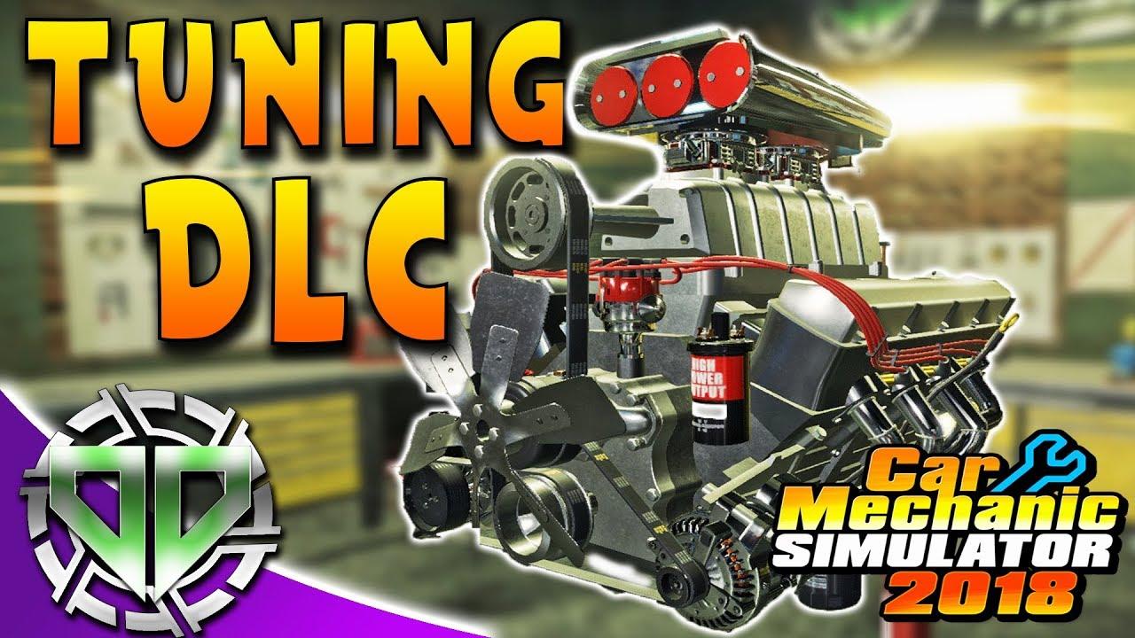 Car Mechanic Simulator 2018 Tuning Dlc Loot Boxes Performance