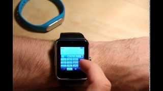 GT08 (EG08) Smartwatch обзор - часть 1