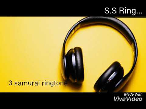 3 most popular ringtone used for shining in front of anyone
