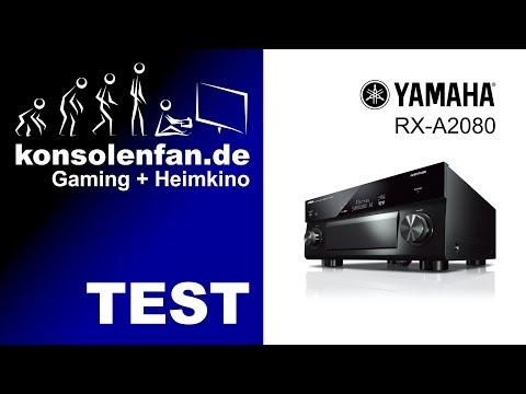 Tipps & Tricks: DSP- und Surround:AI Funktionen einstellen: Yamaha RX-A2080