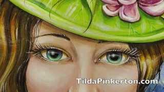 Tilda Pinkerton Book Trailer